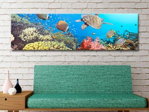 Buy Aquatic Panoramic Prints Cheap Online