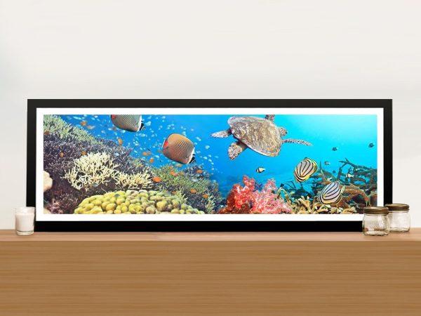 Buy Aquatic Panoramic Wall Art Gift Ideas AU