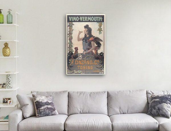 Buy Vintage Posters Unique Gift Ideas Online