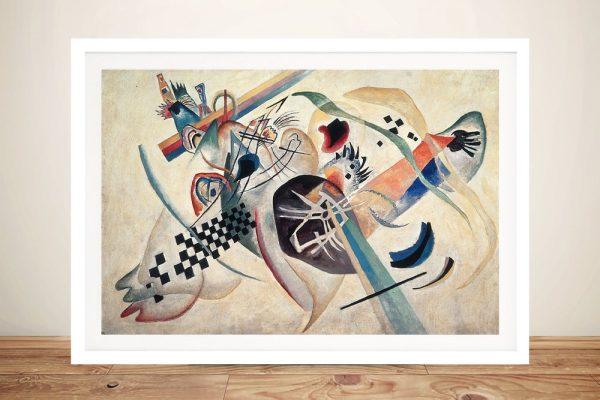 Kandinsky Framed Painting Prints for Sale AU