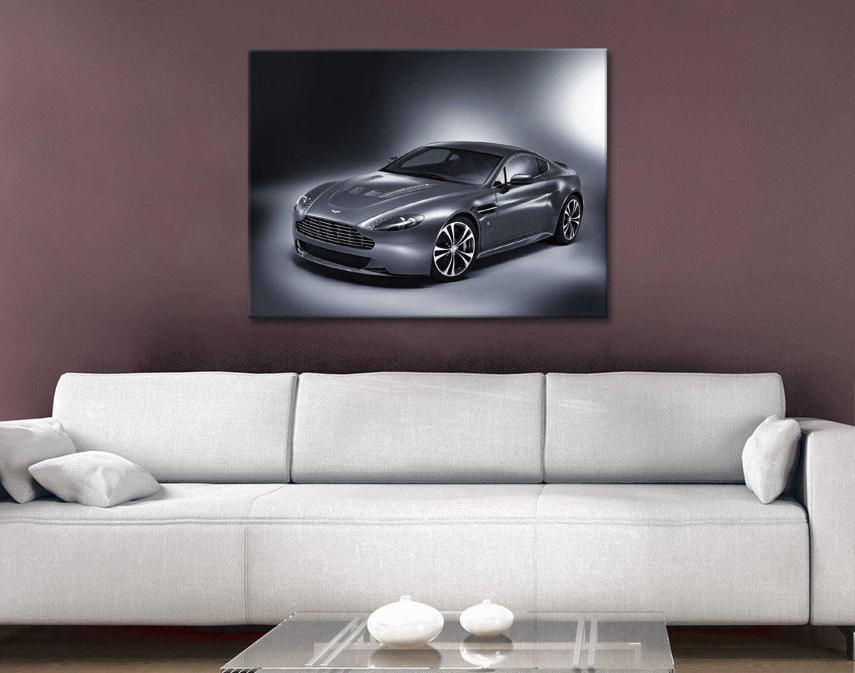 Ready to Hang Aston Martin Car Art Online