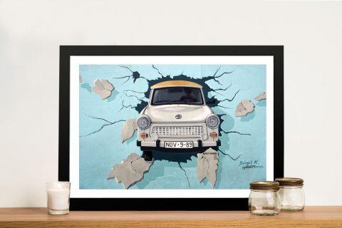 Buy Urban Breakthrough Cool Print on Canvas
