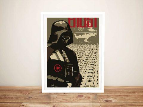 Buy Star Wars Art in Our Online Gallery Sale AU