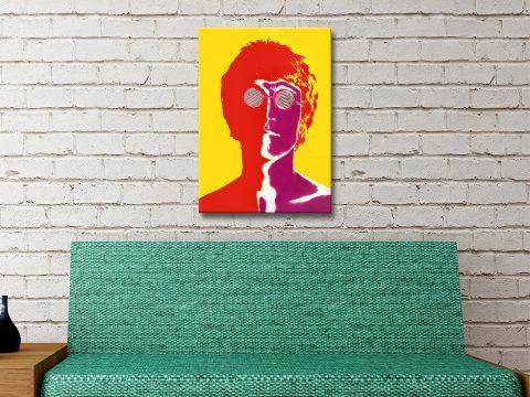 Ready to Hang John Lennon Pop Art Print