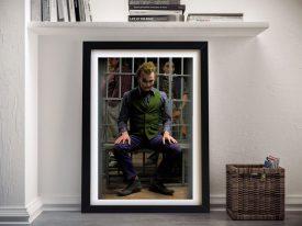 The Joker Movie Pop Art