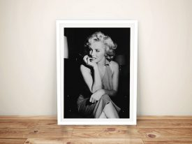 Marilyn monroe Framed Wall Artwork