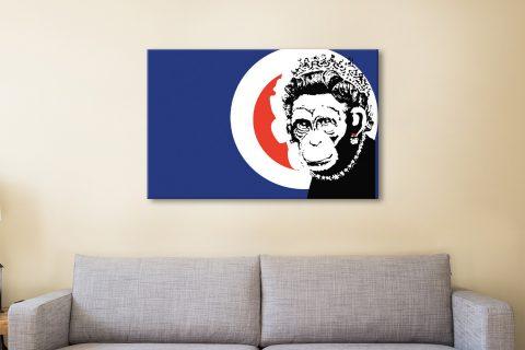 Buy Bansky Ready to Hang Wall Art Prints AU