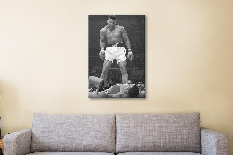 Muhammad Ali Canvas Art Australia