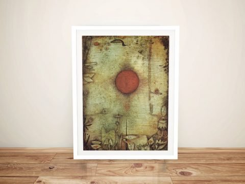 Buy Ad Marginem Abstract Art by Paul Klee