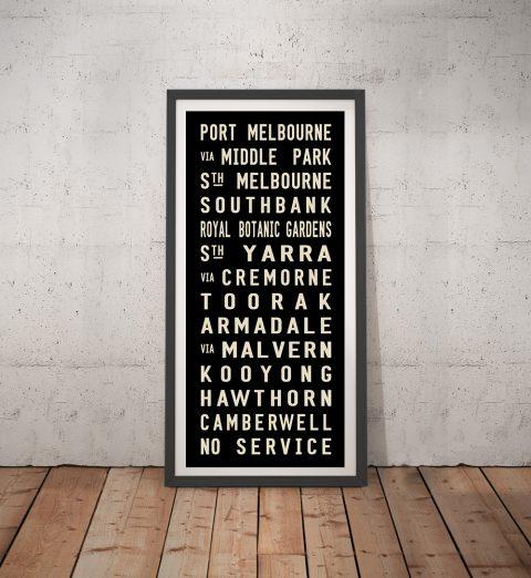 Port-Melbourne-Tram-Destination-Art-Australia