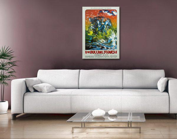 Buy Rolling Stones Rock 'N' Roll Art Cheap Online