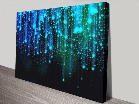 Buy Star Fall Stunning Abstract Art Gift Ideas