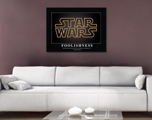 Star Wars Inspiring Art Great Gift Ideas Online
