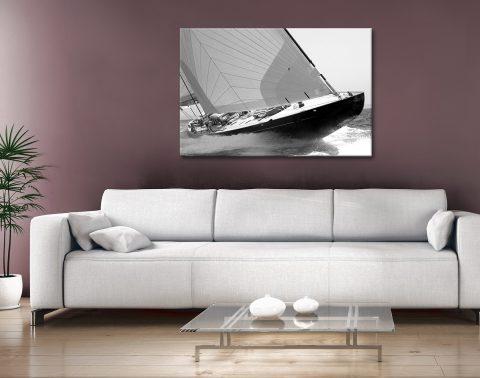 Sailing Canvas Artwork Australia