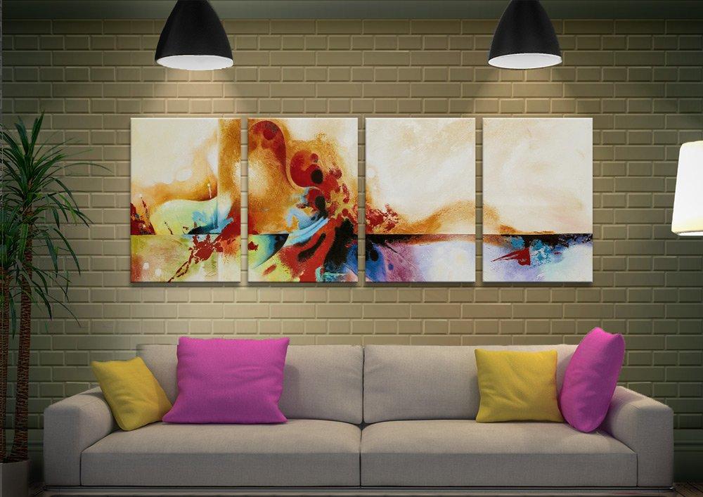 Genesis canvas artwork
