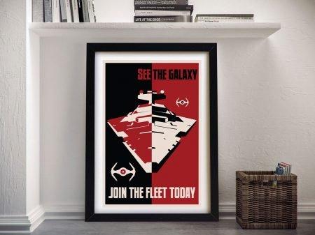 Star Wars Destroyer Poster