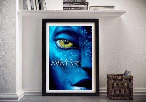 Avatar Movie Poster Art