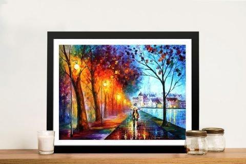 Framed Leonid Afremov Prints for Sale Online