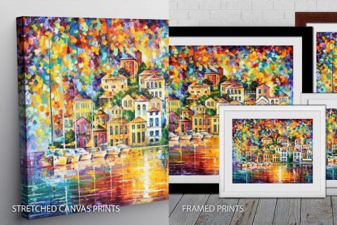 Dream Harbor Quality Print
