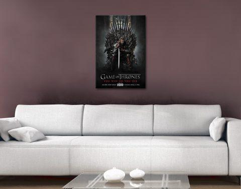 Game of Thrones Canvas Artwork