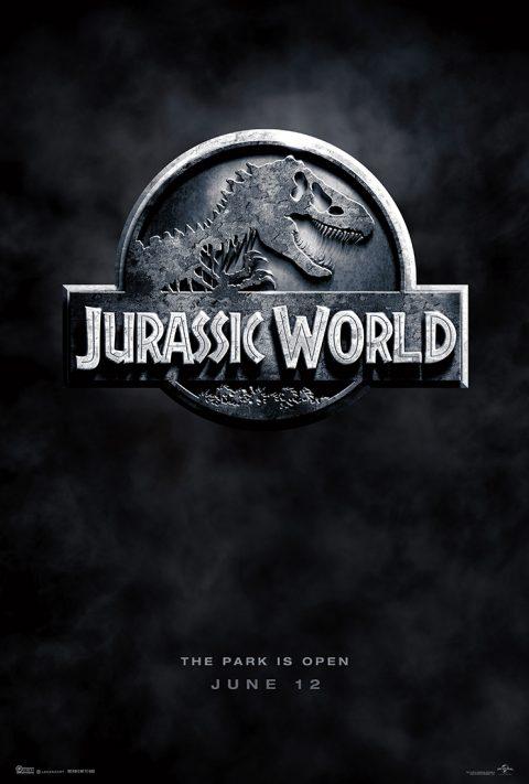 Jurassic WorldMovie Poster Prints on Canvas