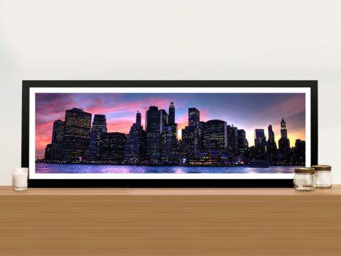 Buy Panoramic Skyline Wall Art Gift Ideas AU