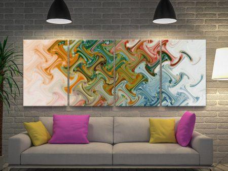 Buy Perception of Peace 4 Panel Art