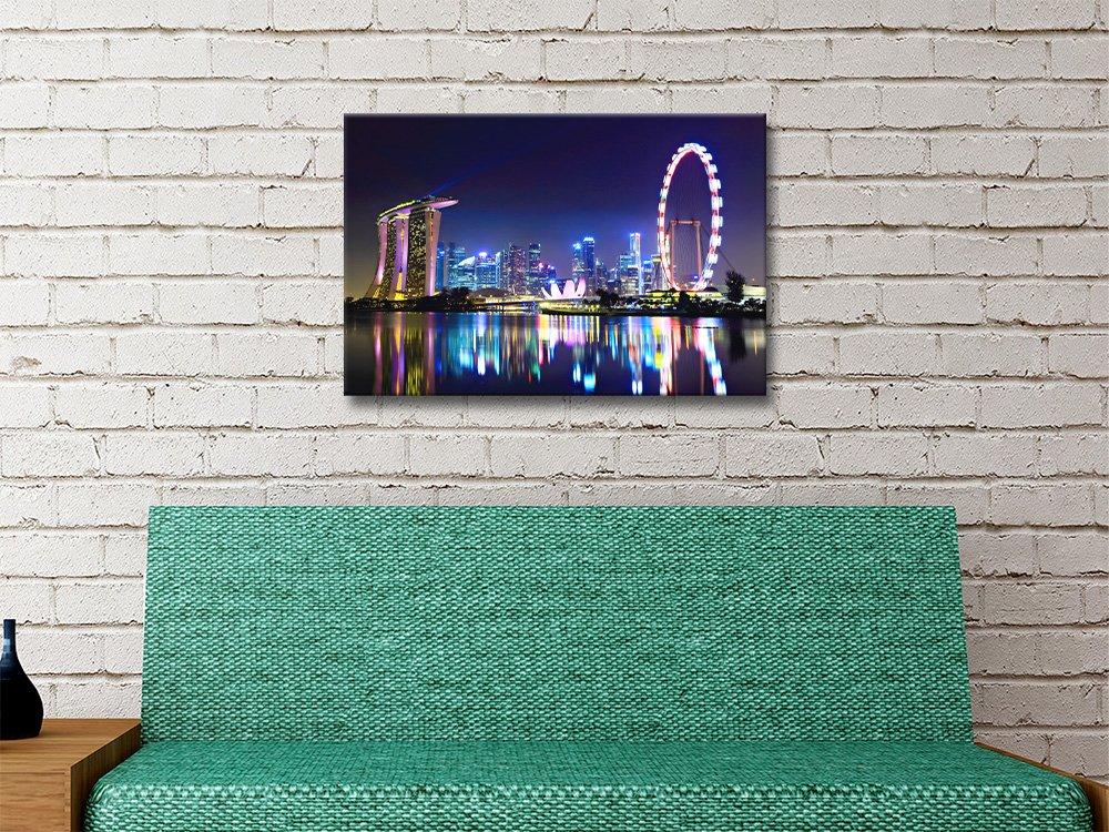 Singapore City Skyline Home Decor Ideas AU