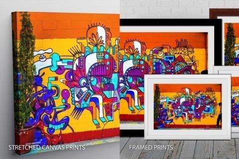 Street Art Quality Print