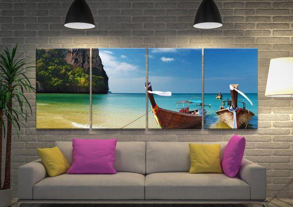 Thai Paradise Art Unique Home Decor Ideas AU