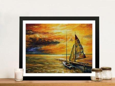 Buy Leonid Afremov Canvas Artwork Prints Australia