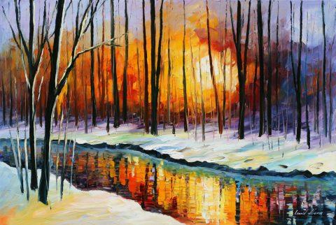 Buy Leonid Afremov Artwork Paintings Australia