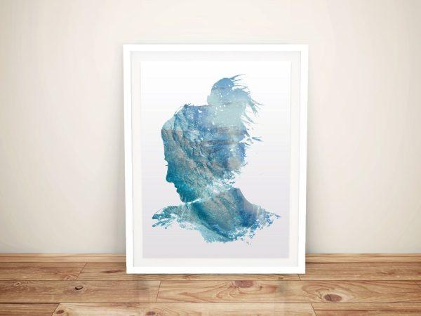Ocean Dreams Framed Wall Art