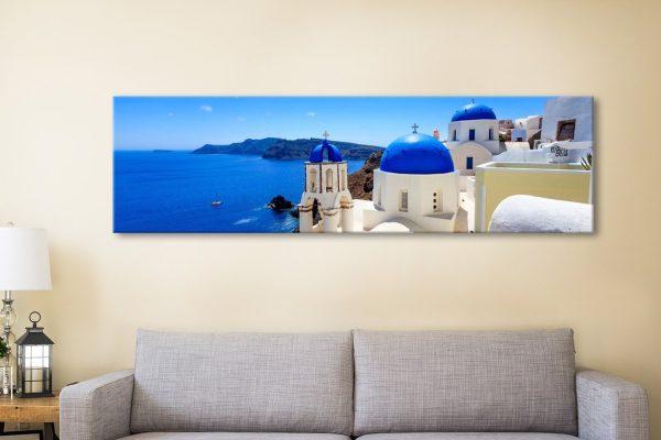 Buy Santorini Wall Art Wedding Gift Ideas AU