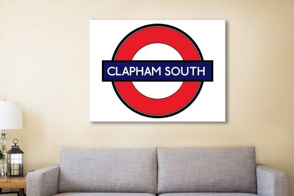Buy Ready to Hang London Underground Art