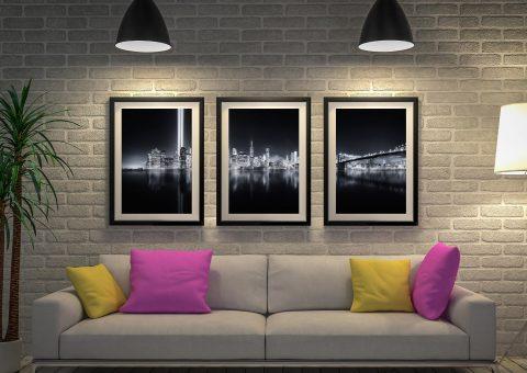 Buy Manhattan Triptych Art Great Gift Ideas AU