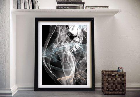 Buy Smoke Composition I Magical Abstract Art