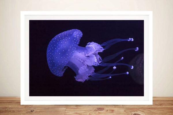Dangerous Elegance Jellyfish Wall Art