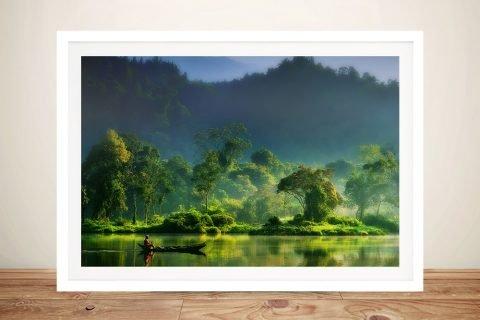 Framed Rainforest Art Unique Gift Ideas AU