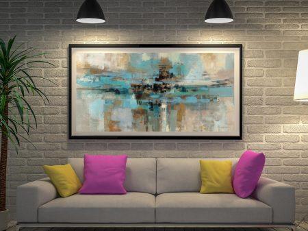 Morning Fjord Silvia Vassileva Art Print Sydney