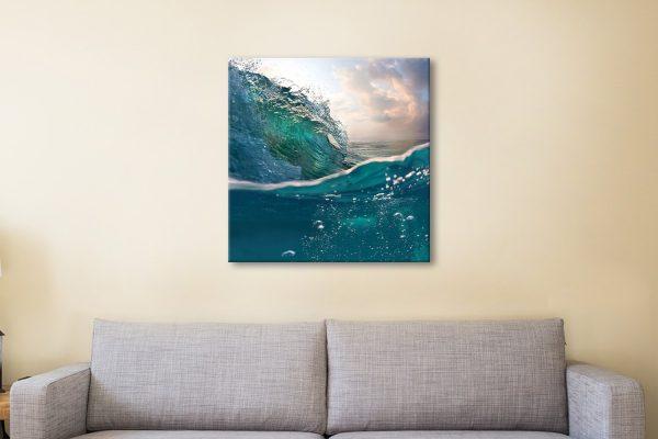 Buy Affordable Underwater Canvas Art AU