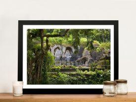 Temple Bali Framed Wall Art