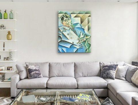 Buy Cubist Portrait Art Great Gift Ideas AU