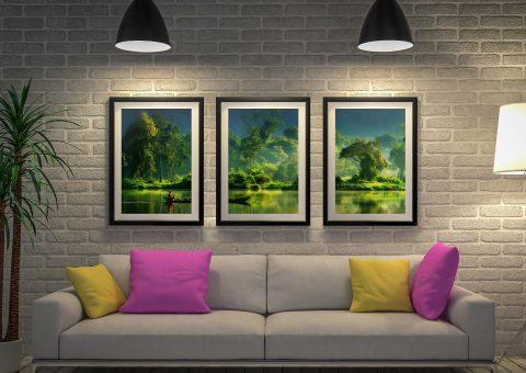 Buy Jungle Lifeline 3-Panel Set Gift Ideas Online