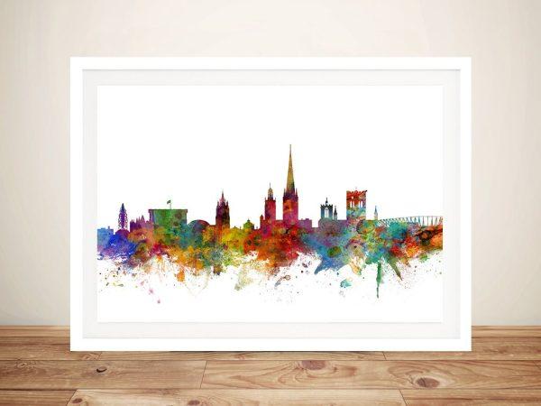 Buy Ready to Hang Michael Tompsett Art