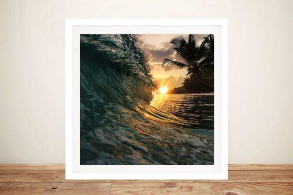 Buy a Striking Print of Breaking Waves No.5
