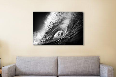 Buy Classy Black & White Seascape Wall Art Online