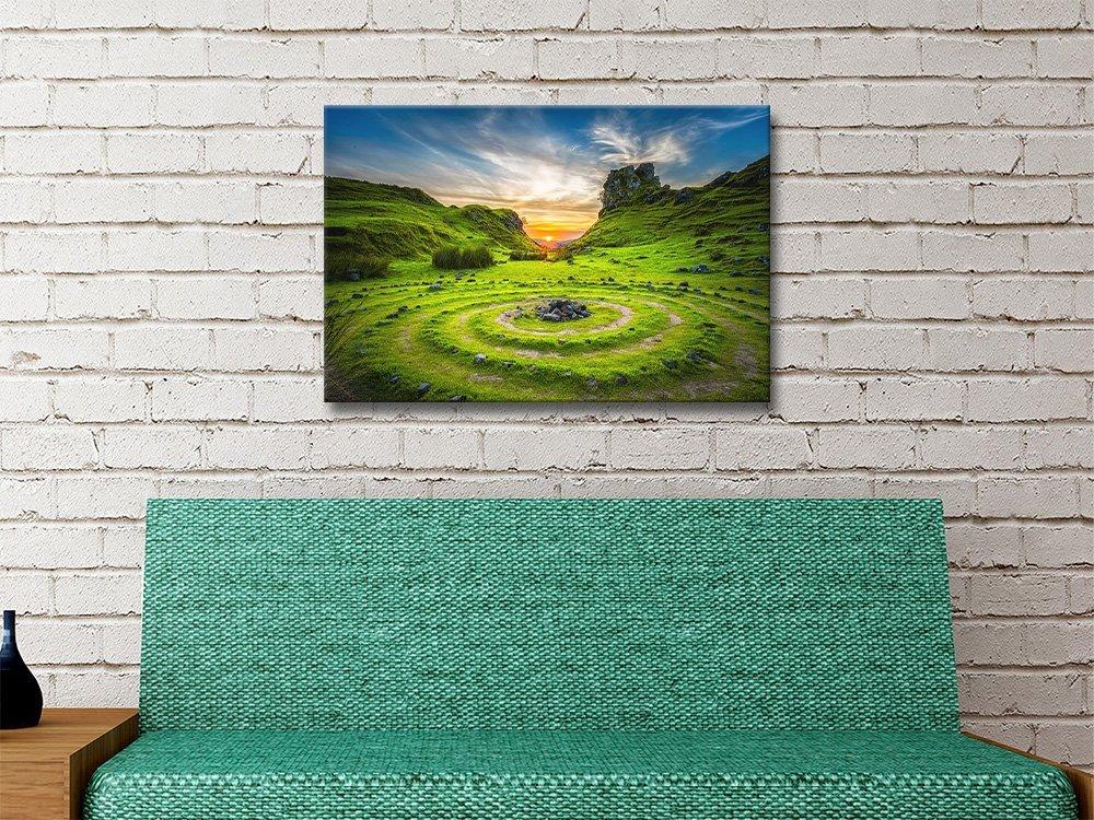 High-Quality Landscape Prints on Canvas AU