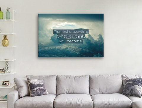 Buy Affordable Inspirational Canvas Art AU