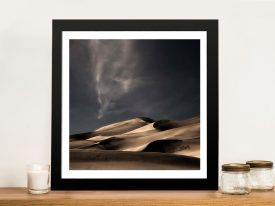 Buy Desert Sand Dunes Ready to Hang Wall Art